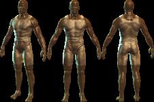 Character model WIP