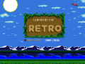 I wanna be the retro!
