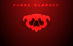 Panda Rampage Logo (and loadscreen)