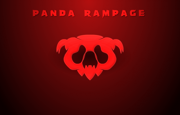 Panda Rampage Logo (and loadscreen)