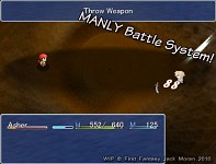 MANLY Battle System