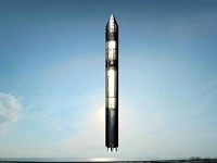 SS-18 Satan ICBM