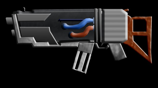 Heavy Machine Gun Concept