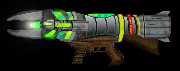 PLSR weapon concept