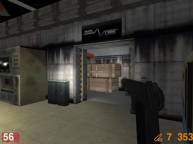 Demo Map screens