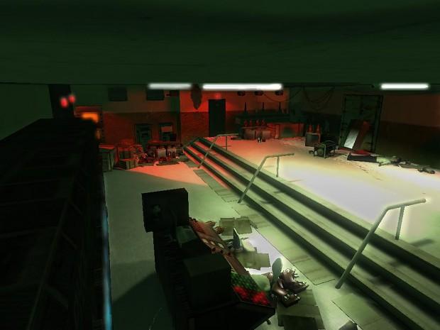 The Long Way Concept Demo screenshots