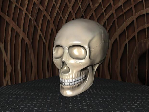 Skull by Bad-sid
