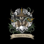 Trapped in Time Logo