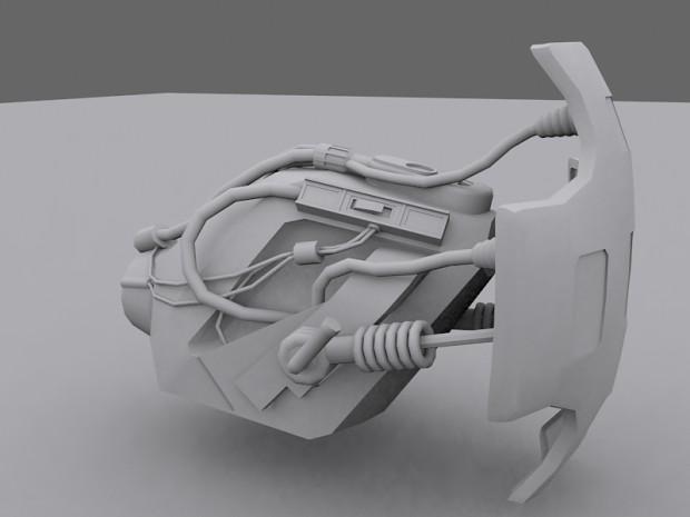 disruptor wip