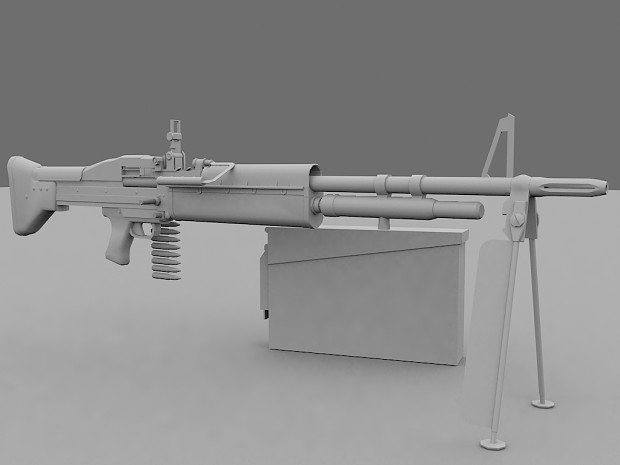 weapons and vehicles in WIP