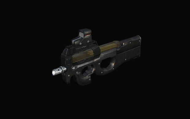 New P90
