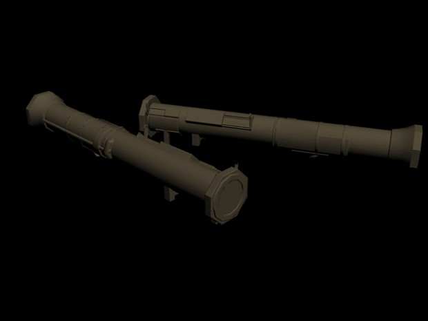 weapons in WIP