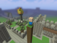 Cubelands castle level