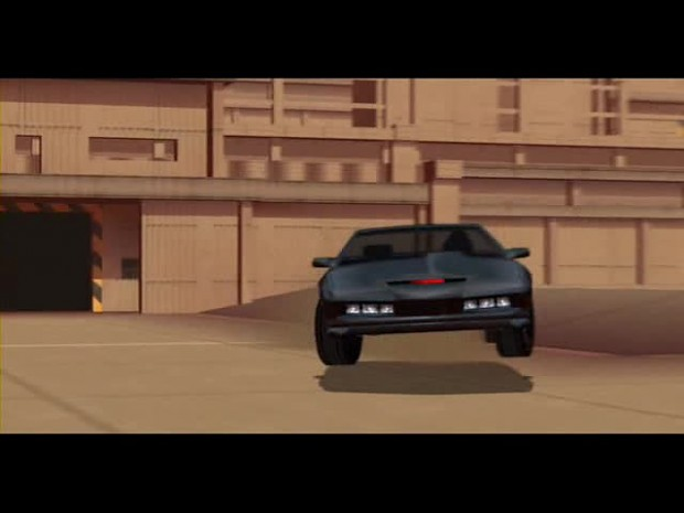 Knight Rider the Game 2 New Game