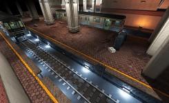 Screenshot Metro Map