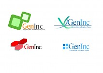 Gen Inc Logo Samples