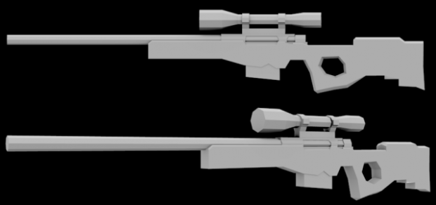 Early L96A1