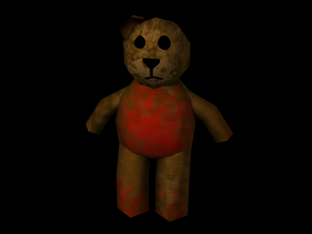 Textured Teddy