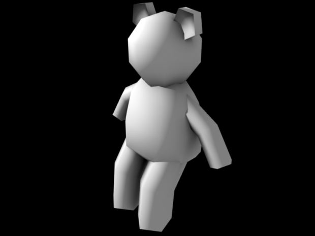 W.I.P. Teddy Bear V2
