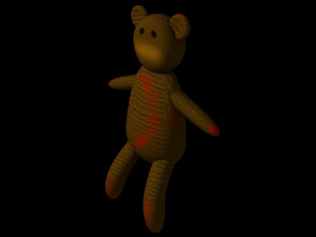 Very W.I.P. Teddy Bear