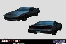 Knight Rider The Game Screenshots