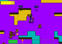 Alpha 4: auto-tiling & multiple weapons
