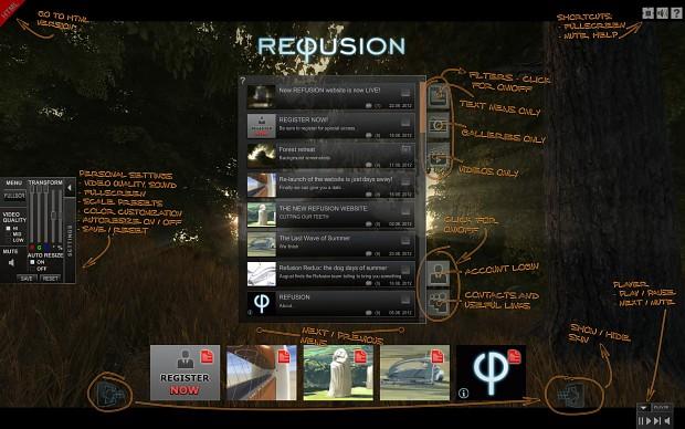 New REFUSION web