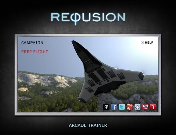 REFUSION Arcade Trainer