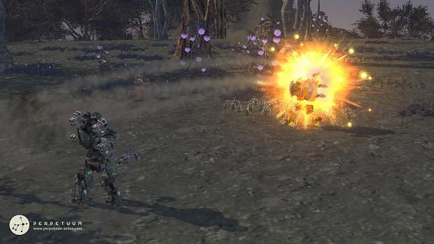 Perpetuum - 2010-10 Screenshots