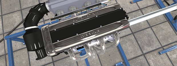Lots more rocker cover finishes!