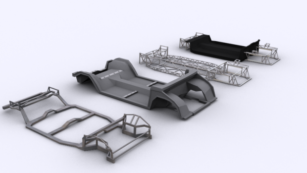 Render - All Chassis Types