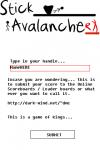 StickAvalancheRX Beta Screens