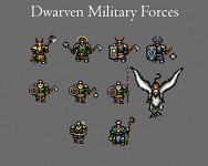 Dwarven Military Forces