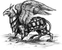Royal Griffon