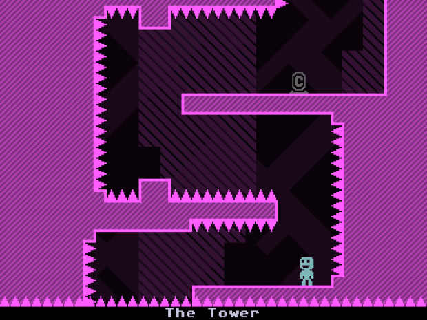 VVVVVV Screenshot