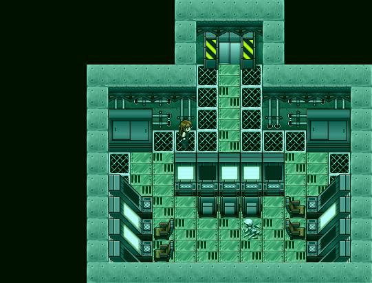Demonstration screenshots image one night mod db for Apartment 412 rpg maker