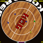 in-game, basketball theme, 1x solid pixel mode