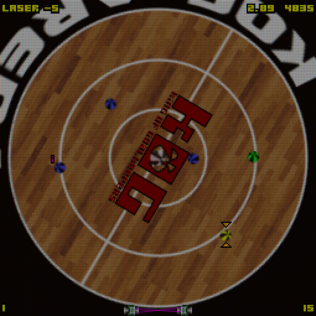 in-game, basketball theme, 3x LCD pixel mode