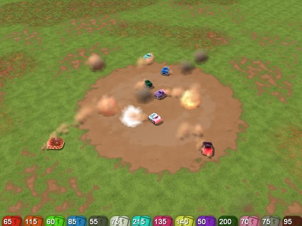 KarBOOM 0.2.2 Explosions