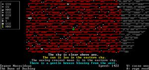 Elf wandering