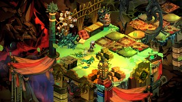 Bastion Screenshots, November 2010