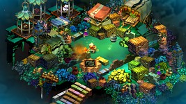 Bastion E3 2011 Screenshots