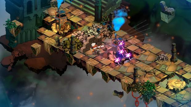 Bastion E3 2011 Screenshots