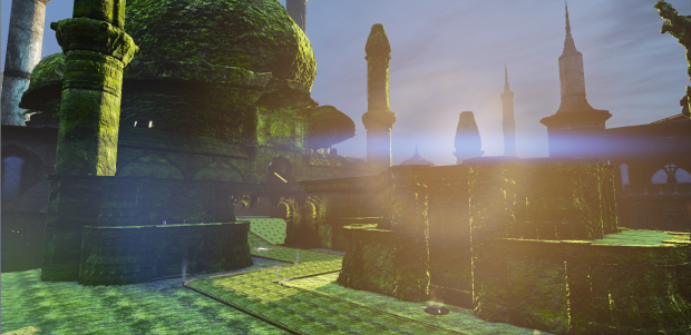 Ruins New occlusion