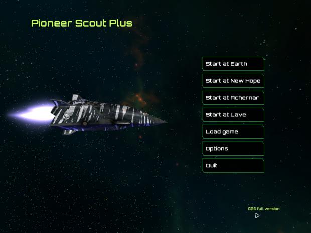 Pioneer Scout Plus G26F