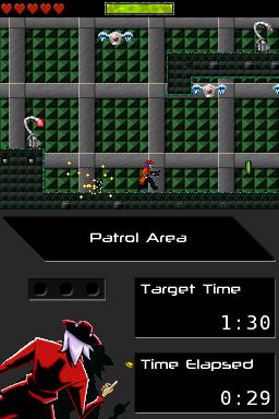 Antipole DSiWare Screenshots