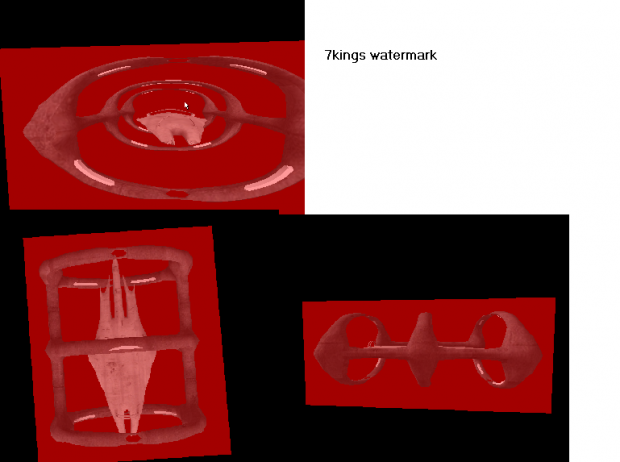 These are various pictures of ingame renderings.