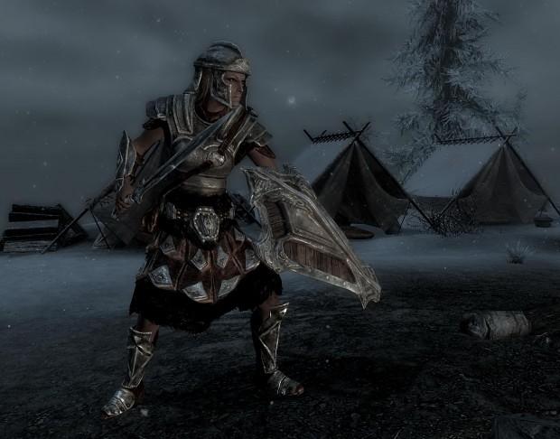 Legion Heavy Armour