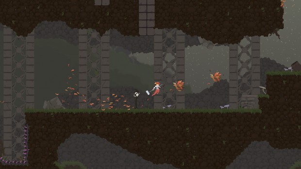 Dustforce Gameplay
