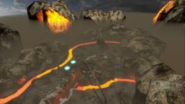 Lava map